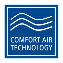 Technologie Comfort Air pro pohodlné měření bez bolesti