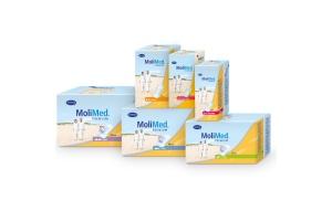 Inkontinenční vložky pro ženy MoliMed Premium trpící lehkým únikem moči